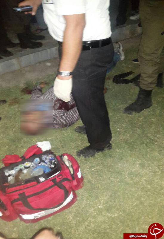 یکی از اراذل معروف کشته شد + تصاویر