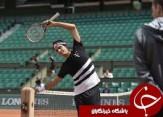 باشگاه خبرنگاران - باران، تنیس رولان گاروس را به تعطیلی کشاند