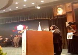 صحبت های تکان دهندهی مادر شهید مدافع حرم/از محمدرضا هیچ چیزی باقی نماند + فیلم