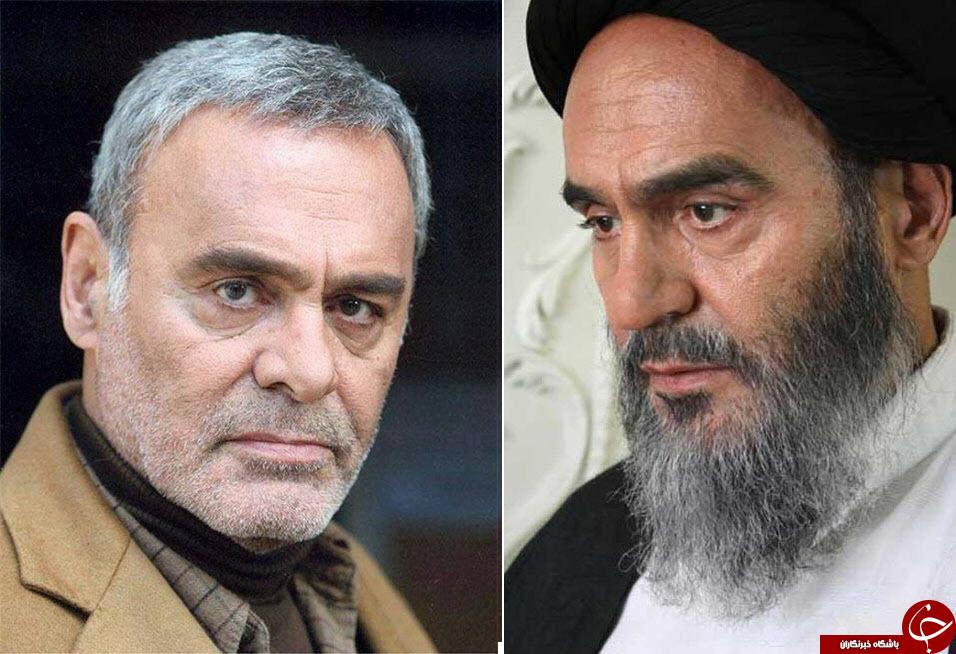 بازیگرانی که نقش امام را بازی کردند
