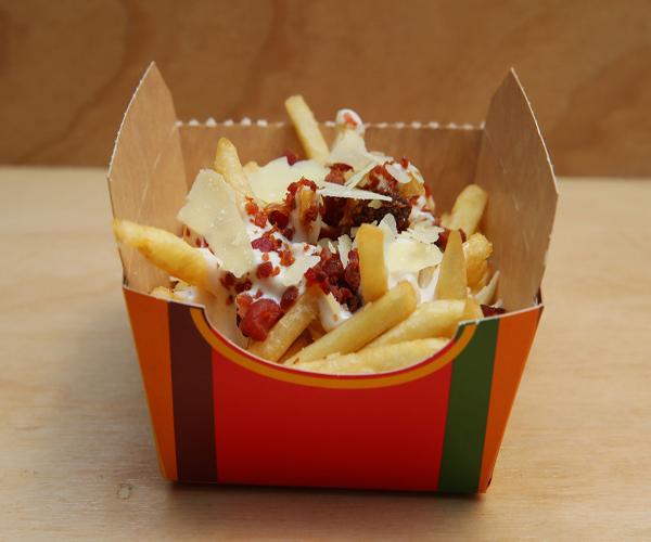 رستوران عرضهکننده سیبزمینی سرخ کرده مکدونالد مشتریان استرالیایی را هدف قرار داد
