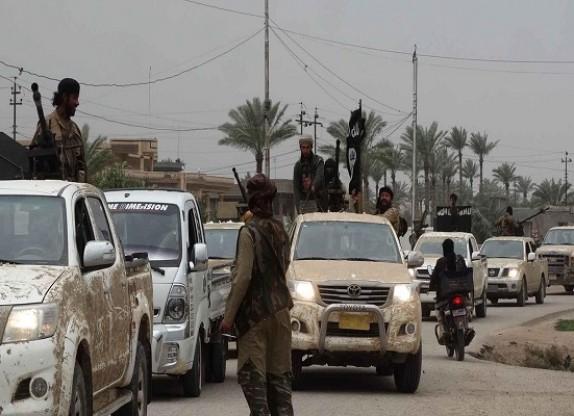 باشگاه خبرنگاران -نابودی مخفیگاه داعش در فلوجه + فیلم