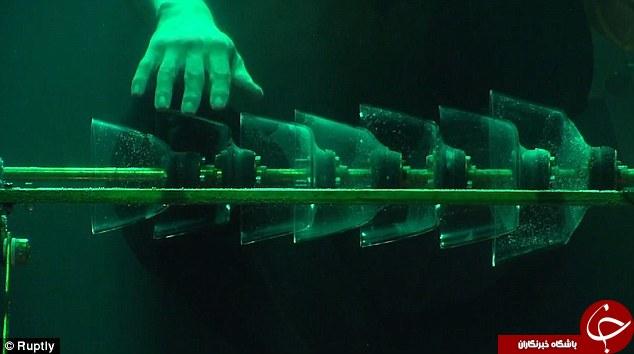 اولین گروه موسیقی زیر آب جهان +تصاویر