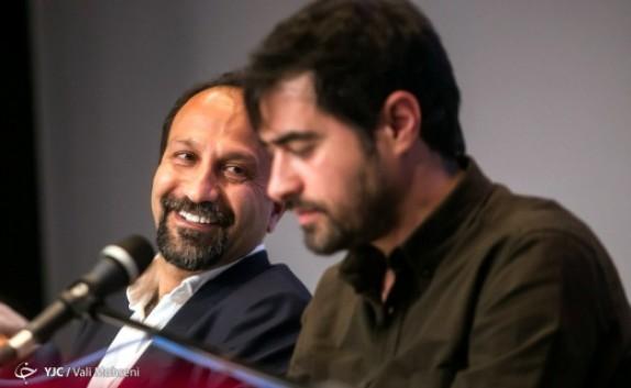باشگاه خبرنگاران - فرهادی: عدهای از همین حاشیهها، ارتزاق میکنند/ شهاب حسینی نیامد+ تصاویر