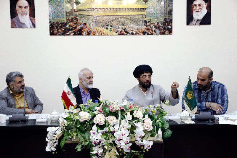 برنامه ریزی منسجم برای اشاعه انوار تابناک رضوی از طریق رسانه ملی