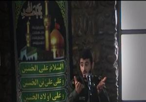 شهید مدافع حرمی که مثل شهید همت سخنرانی می کرد + فیلم