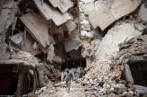 باشگاه خبرنگاران - تروریست های جبهه النصره شهرک فوعه و کفریا را موشک باران کردند