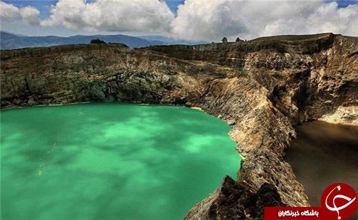نزدیک شدن به این دریاچهها دل شیر میخواهد+تصاویر
