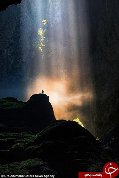 بزرگترین و شگفتانگیزترین غار جهان + تصاویر