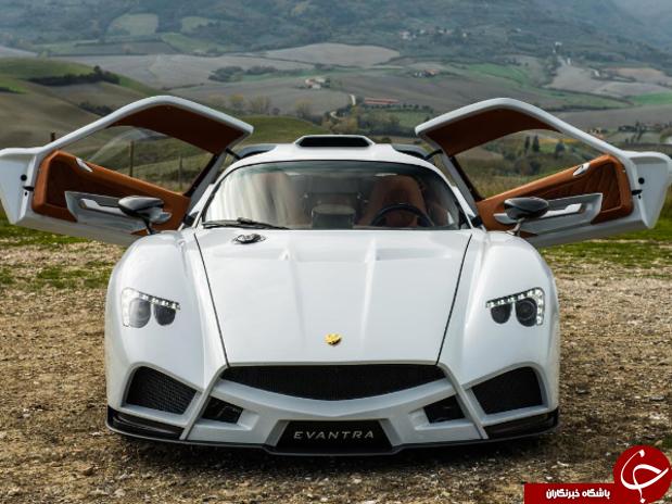 قدرتمندترین خودروهای ایتالیایی +۱۶عکس