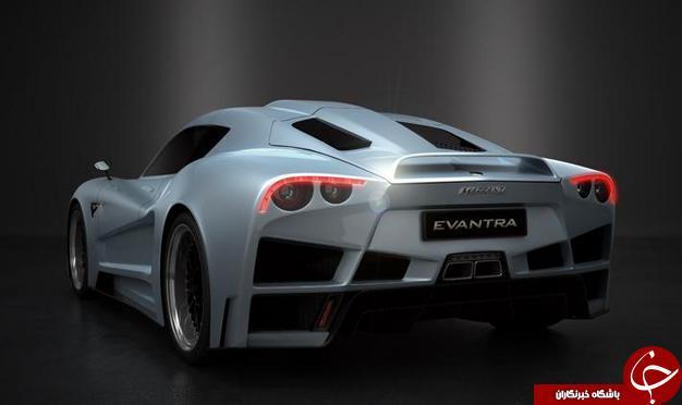 قدرتمندترین خودروهای ایتالیایی +16عکس