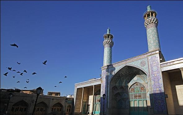 اوقات شرعی شنبه 15 خرداد به افق همدان