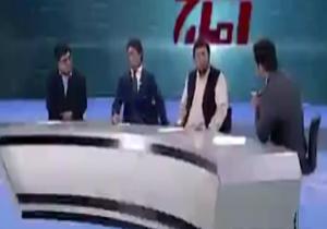 دفاع تحسین آمیز نماینده مجلس افغانستان از مدافعان حرم سپاه فاطمیون + فیلم