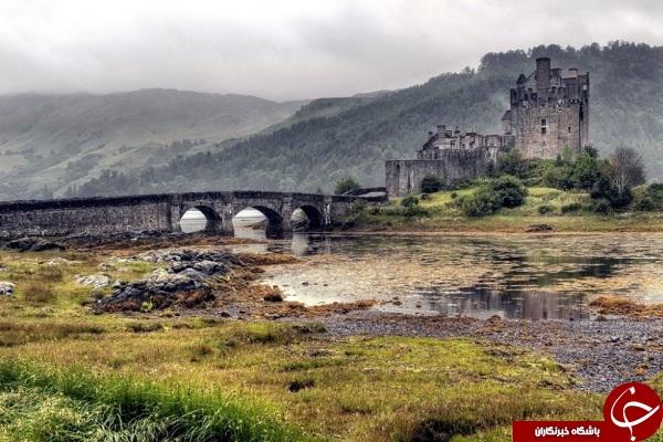 23عکس دیدنی از اسکاتلند