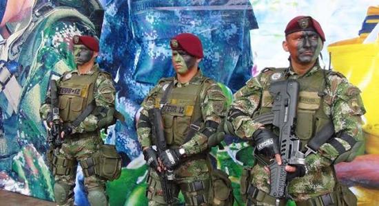نیروهای ویژهای که در حاشیه قرار گرفتند + تصاویر