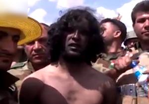 مصاحبه با یک اسیر داعشی و ابراز ندامت او + فیلم