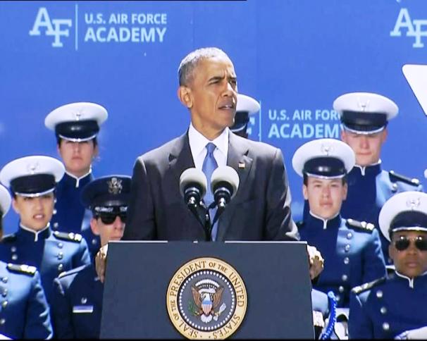 اوباما مدعی شد: بدون شلیک حتی یک گلوله مانع دستیابی ایران به بمب هستهای شدیم