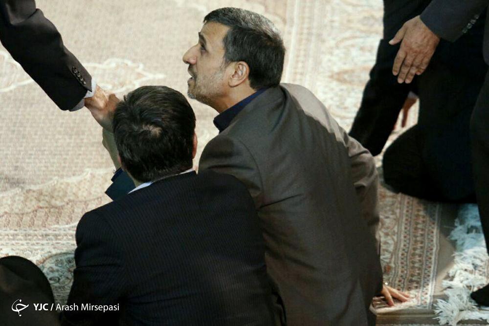 گفتگوهای دو جانبه؛از هاشمی-روحانی تا حداد-شریعتمداری/ همنشینان متفاوت احمدی نژاد/ تدابیر ویژه امنیتی + اسامی و تصاویر