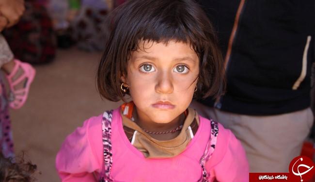 حکایت تلخ مادر و دختر ایزدی؛ از بمب سازی تا بردگی جنسی+عکس