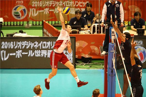 ایران ی2 - لهستان صفر/ تنها یک ست تا المپیکی شدن