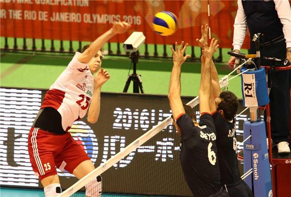 ایران ی2 - لهستان یک / تنها یک ست تا المپیکی شدن