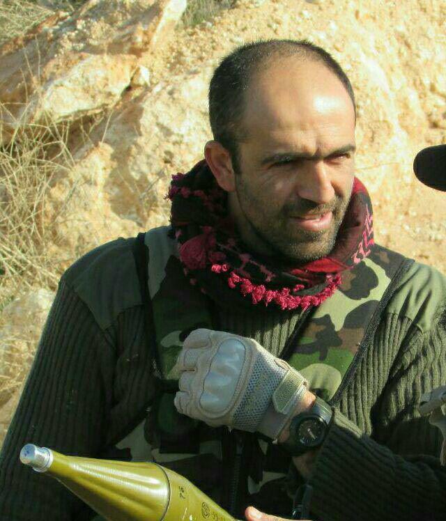 شهادت یکی از فاتحان گیلانی نبل و الزهرا در سوریه