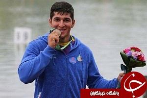 دو قایقران کایاک کشورمان مدال نقره کسب کردند