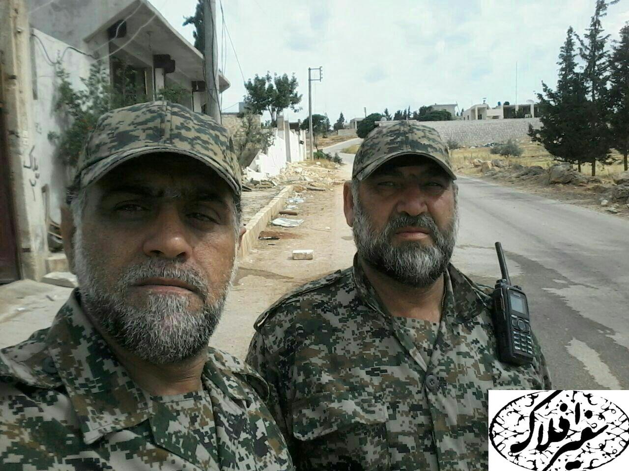 سردار لرستانی در سوریه به شهادت رسید
