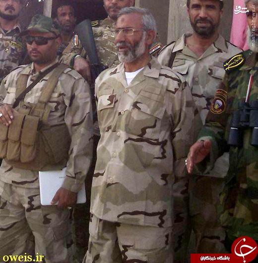 شهید مدافع حرمی که امنیت زائران اربعین را تأمین میکرد +تصاویر