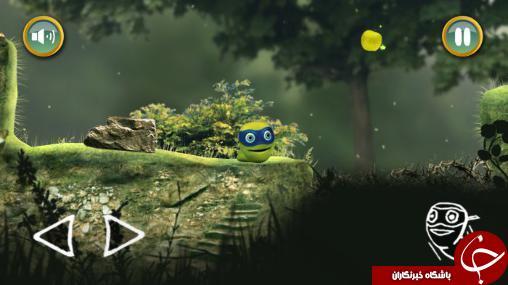 کرم نینجا بازی پر طرفدار آندروید+ دانلود