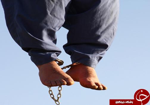 مرد ژلهای در شیراز اعدام شد + تصویر وفیلم