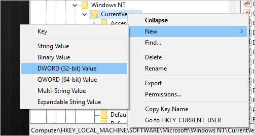 بازگردانی ظاهر قدیمی کنترل صدا در ویندوز 10