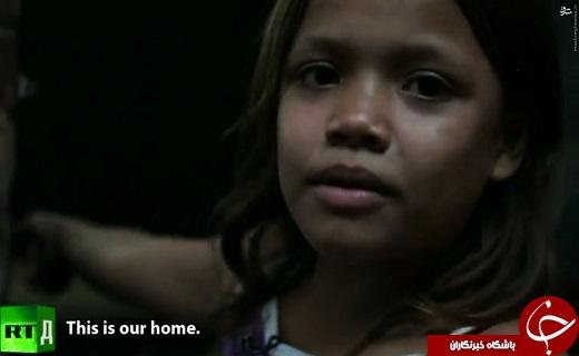 فرزندان بدون پدر، هدیه توریستهای غربی به دختران فیلیپینی + تصاویر