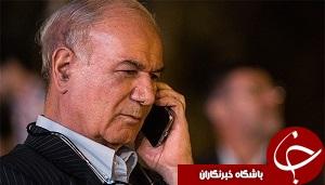 تماس افشارزاده و منصوریان با وحید امیری