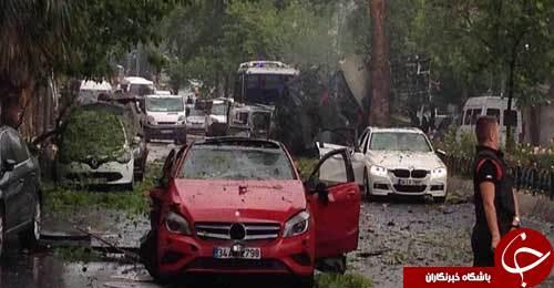 انفجار در استانبول/ دست کم 5 نفر زخمی شدند