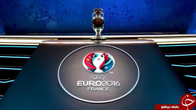 برنامه و ساعت مسابقات یورو جام ملت های اروپا 2016
