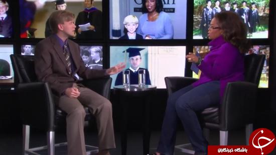 پسری که در 10 سالگی به دانشگاه رفت الآن در چه حالی است؟ + عکس