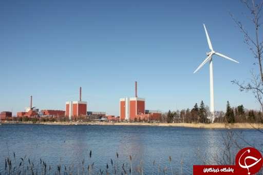 گرانترین زبالهدان هستهای جهان در فنلاند +تصاویر