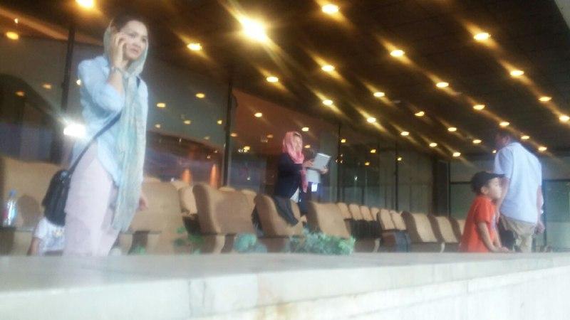 حواشی بازی ایران - قرقیزستان