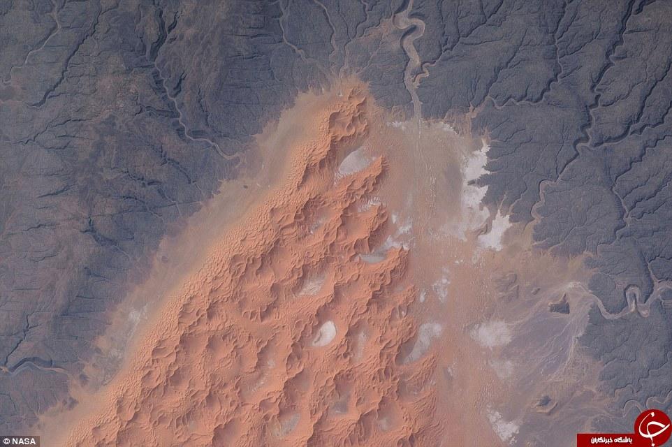 تصاویر خیره کننده زمین از ایستگاه فضایی+20 عکس