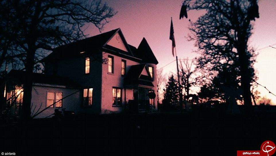 ترسناک ترین خانه های جهان/ چه کسی جرات دارد در این خانه ها بخوابد؟
