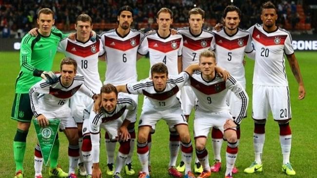 آلمان جوان ترین تیم یورو شد