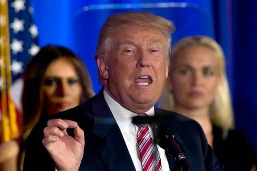 ترامپ قول داد باعث سرافکندگی حزب نشود