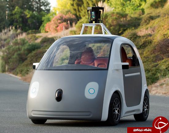 تکنولوژی جدید گوگل + تصاویر