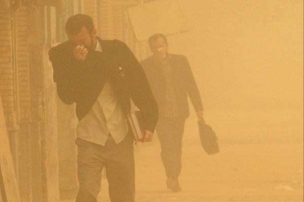 همبستگی بین المللی برای رفع مشکل گرد و غبار
