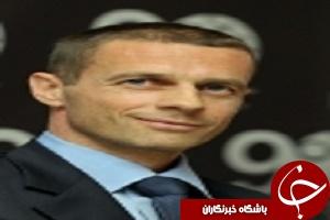 رئیس فدراسیون فوتبال اسلوونی نامزد ریاست یوفا شد