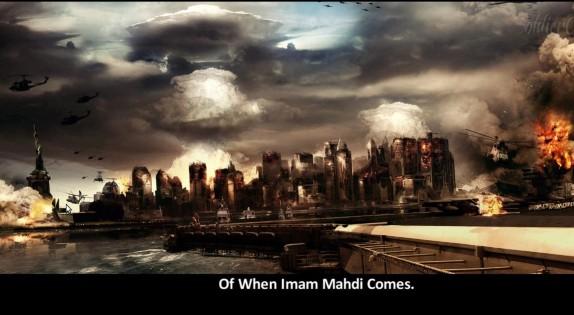 مهدی موعود(عج) چگونه در جنگهای زمان ظهور با عجیب ترین سلاحها مقابله خواهد کرد؟