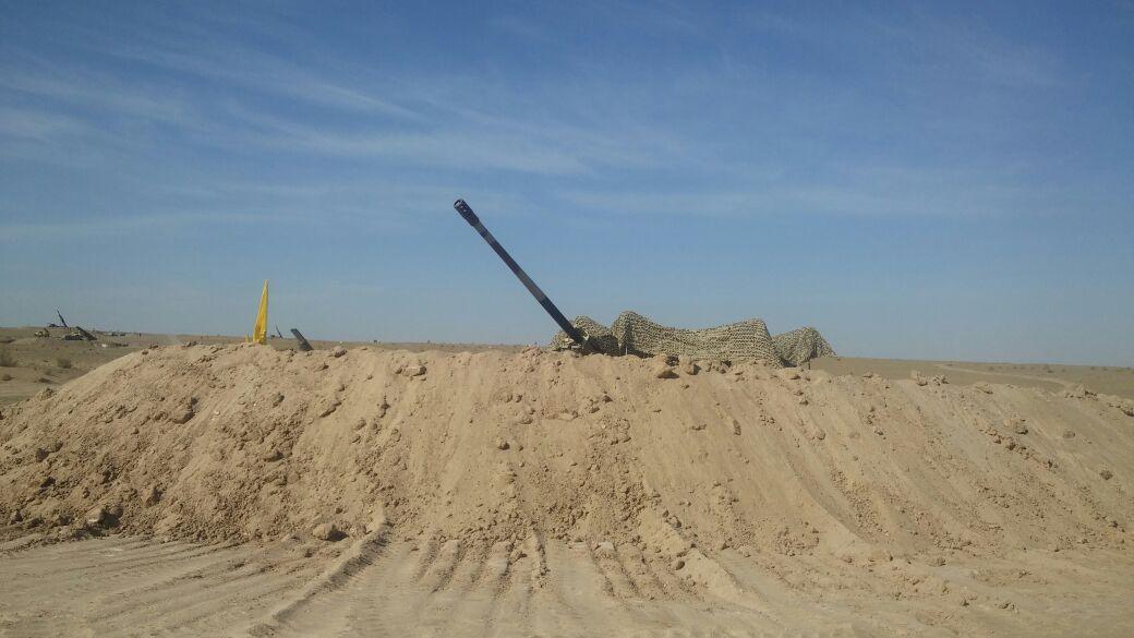 رزمایش بیتالمقدس ۲۸  با پرتاب موشکهای فجر ۵ و نازعات آغاز شد+تصاویر