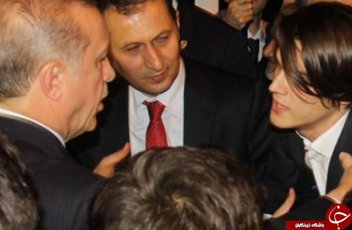 خواستگاری اردوغان+عکس