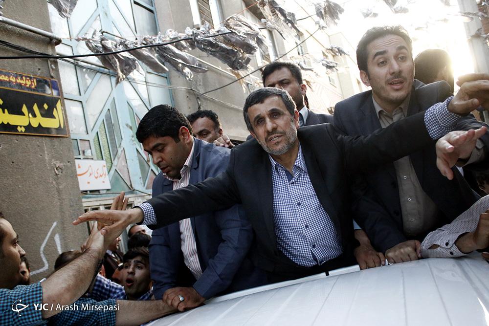 4566771 500 برسد به دست محمود؛ تب نامه در زنجان/ از شوخی احمدی نژاد با چاقوسازها تا بدرقه رمانتیک + فیلم دیدنی و جذاب و همچنین تصاویر
